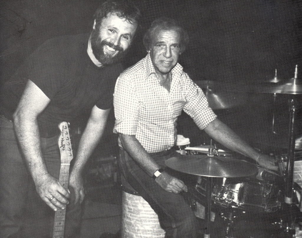 paul wayne - buddy rich