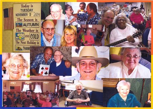 Paul Wayne - Senior Centers
